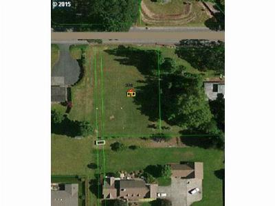 Sublimity Residential Lots & Land Sold: 376 NW Starr St