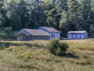 Turner Single Family Home Sold: 5494 Marion Hill Rd