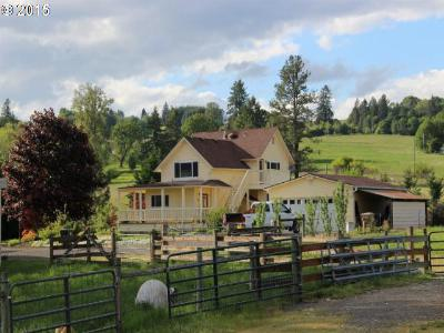 Sweet Home Single Family Home Sold: 40524 Highway 228