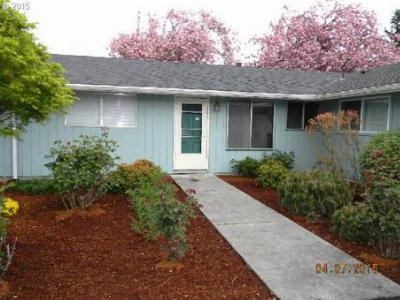 Oregon City OR Condo/Townhouse Sold: $99,000