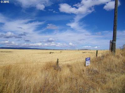 Goldendale WA Residential Lots & Land Sold: $53,000