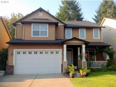 Vancouver WA Single Family Home Sold: $380,000