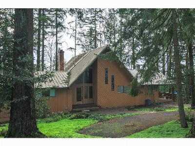 Scio Single Family Home Sold: 40000 Ridge Dr