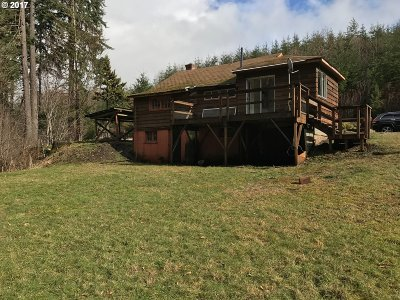 Scappoose Single Family Home For Sale: 56691 Melonie Ln
