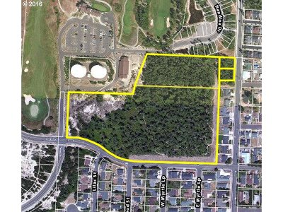 Lane County Residential Lots & Land For Sale: 37th And Oak St #1200