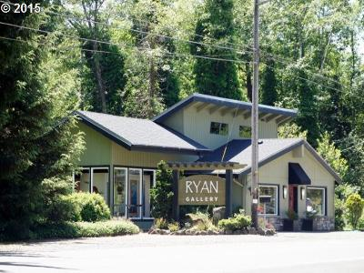 Lincoln City Commercial For Sale: 4270 N Hwy 101