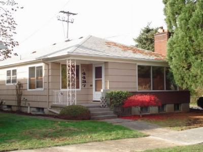Single Family Home Sold: 4437 NE 63rd Ave