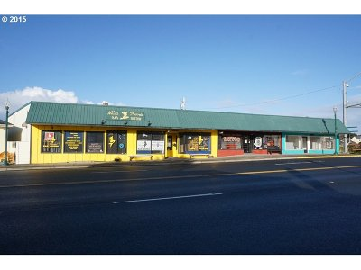 Lincoln City Commercial For Sale: 1333 NW Hwy 101