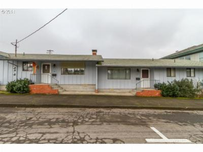 Stayton Multi Family Home Sold: 564 N 2nd Ave