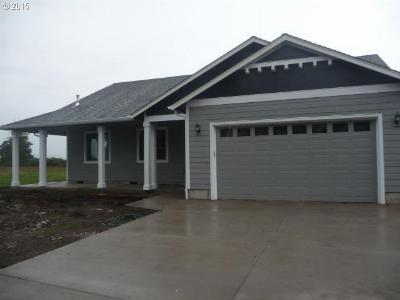 Aumsville Single Family Home Sold: 9503 W Stayton Rd