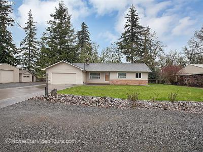 Rickreall Single Family Home Sold: 7350 Rickreall Rd