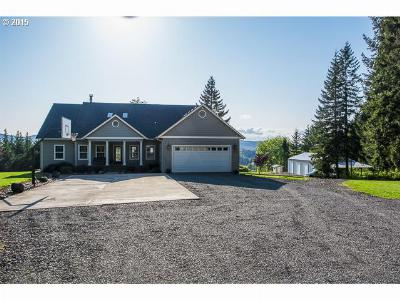 Sweet Home Single Family Home Sold: 40926 Skyline Dr