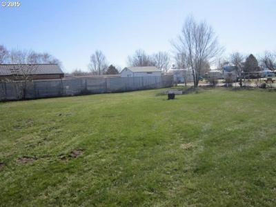La Grande OR Residential Lots & Land Sold: $36,000