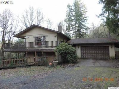 Rickreall Single Family Home Sold: 6720 Zena Rd