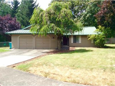 Single Family Home Sold: 1504 SE 105th Ave