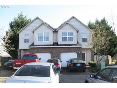 Hillsboro, Forest Grove, Cornelius Multi Family Home Short Sale Pending: 3100 NE 13th Pl