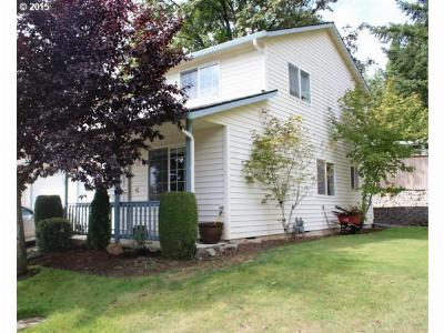 Washougal Condo/Townhouse For Sale: 1660 N 18th St #21