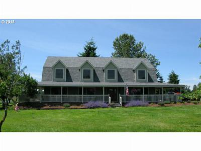Scio Farm & Ranch Sold: 40426 Hess Rd