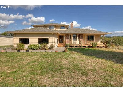Happy Valley Single Family Home For Sale: 11388 SE 172nd Ave