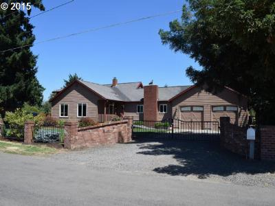 Single Family Home Sold: 23240 S Blount Rd