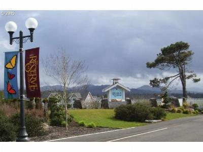 Gearhart Residential Lots & Land For Sale: The Reserve #Lot72