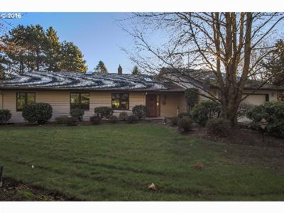 Aumsville Single Family Home Sold: 11462 Steinkamp Rd SE