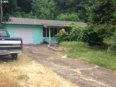 Estacada OR Single Family Home Sold: $175,000