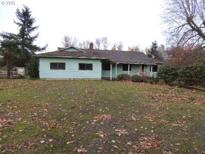 Sweet Home Single Family Home Sold: 39403 Highway 228