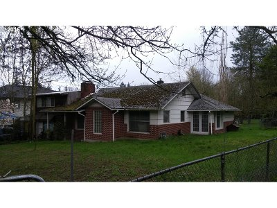 Tigard Residential Lots & Land For Sale: 11070 SW Hall Blvd