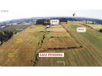 Battle Ground Residential Lots & Land For Sale: 17026 NE 92nd Ave #1-6