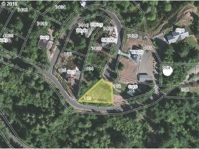 Florence OR Residential Lots & Land For Sale: $72,000
