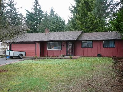 Single Family Home Sold: 14010 NE 73rd St