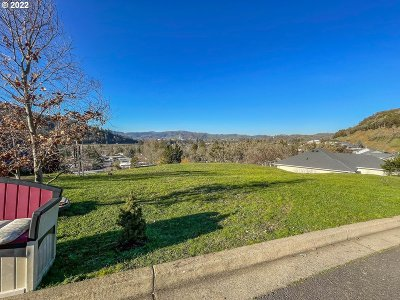 Roseburg OR Residential Lots & Land For Sale: $40,000