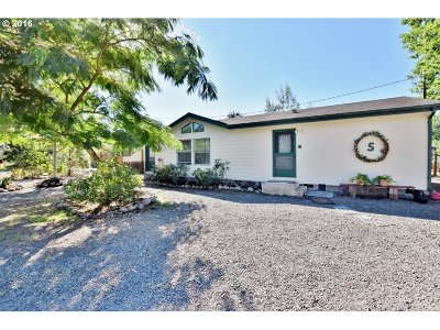Stayton Single Family Home Sold: 11223 SE Phillippi Ln
