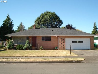 Single Family Home Sold: 10603 NE Oregon St