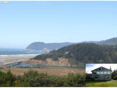 Gold Beach Single Family Home For Sale: 24510 Pistol River Loop