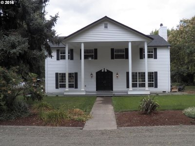 Canby Single Family Home Sold: 29298 S Barlow Rd