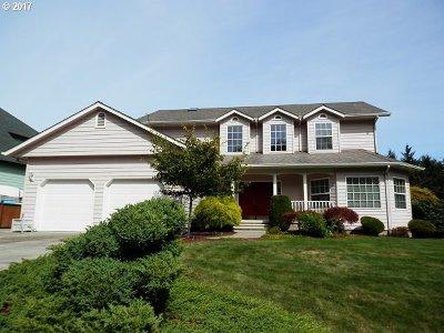 North Bend Single Family Home For Sale: 2713 Alder Ridge Dr