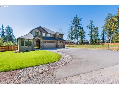 Camas WA Single Family Home Sold: $682,500