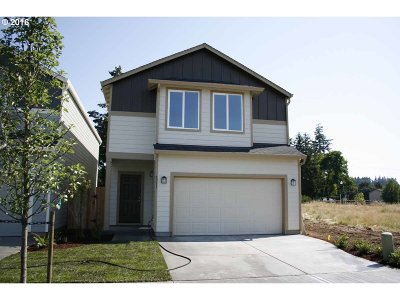 Vancouver WA Single Family Home Sold: $257,000