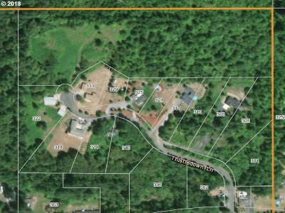 Gates Residential Lots & Land Sold: 313 Thistledown Ln
