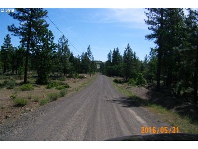 Goldendale WA Residential Lots & Land Sold: $45,000