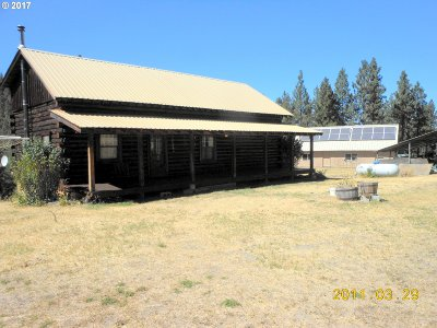 Grant County Single Family Home For Sale: 23682 Nans Rock Rd