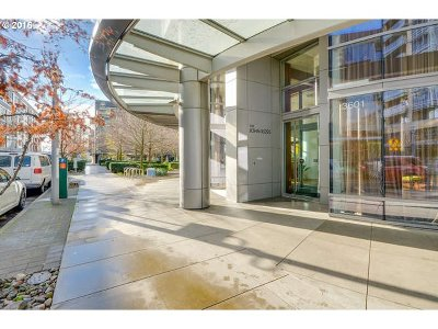 South Waterfront/John Ross Condo/Townhouse For Sale: 3601 SW River Pkwy #411