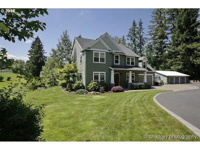 Oregon City OR Single Family Home Sold: $677,000