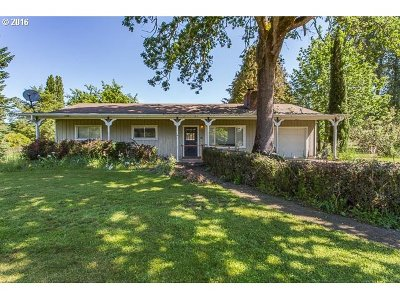 Sweet Home Single Family Home Sold: 39373 Highway 228