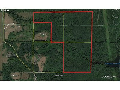 Hillsboro, Cornelius, Forest Grove Farm & Ranch For Sale: NW Logie Trail