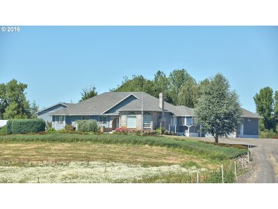 Woodburn Single Family Home Sold: 3525 State Hwy 211 NE