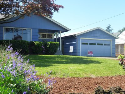 Single Family Home Sold: 6417 NE 37th Ave