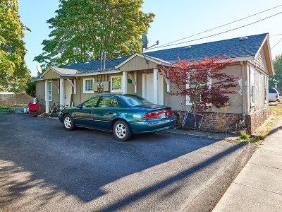 Molalla Multi Family Home For Sale: 309 E 5th St